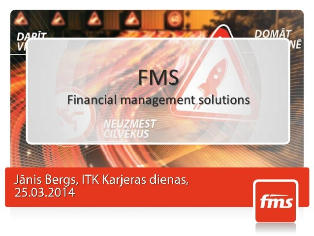 FMS Financial management solutions