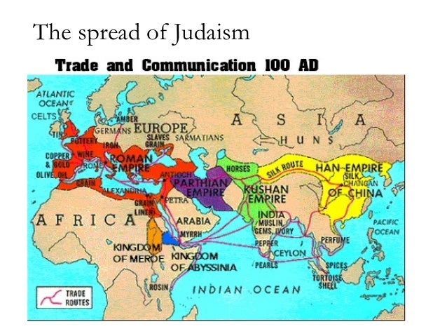 Spread Of Judaism Religion Pictures to Pin on Pinterest ...