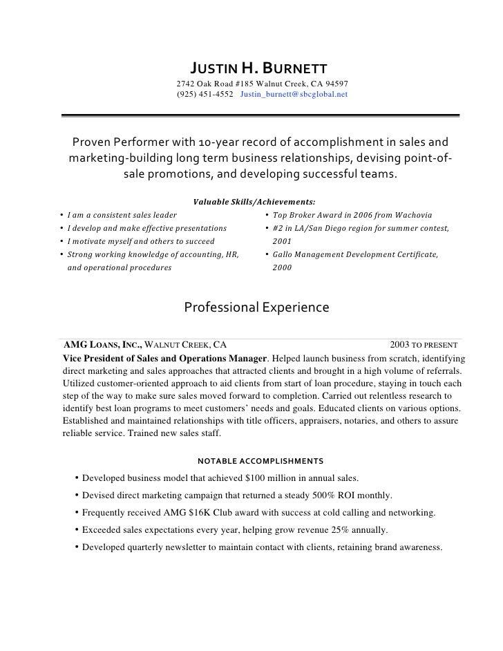 jb resume