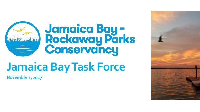 Jamaica BayTask Force November 2, 2017