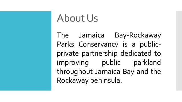 Jamaica Bay Rockaway Parks Conservancy Update Slide 2