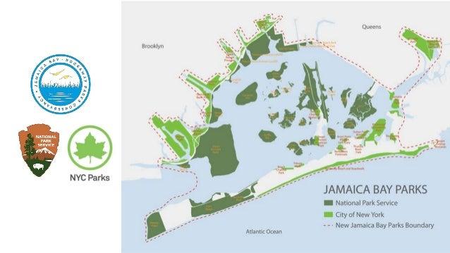 Jamaica Bay Rockaway Parks Conservancy Update Slide 3