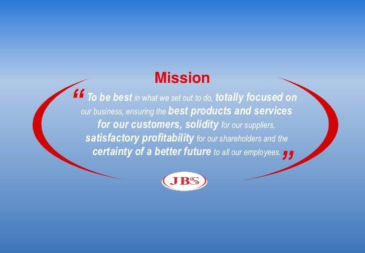 sao exolain how the ethos mission
