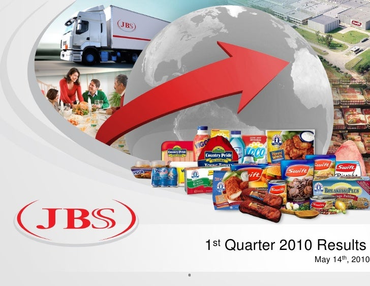 1st Quarter 2010 Results                     May 14th, 2010 0 0