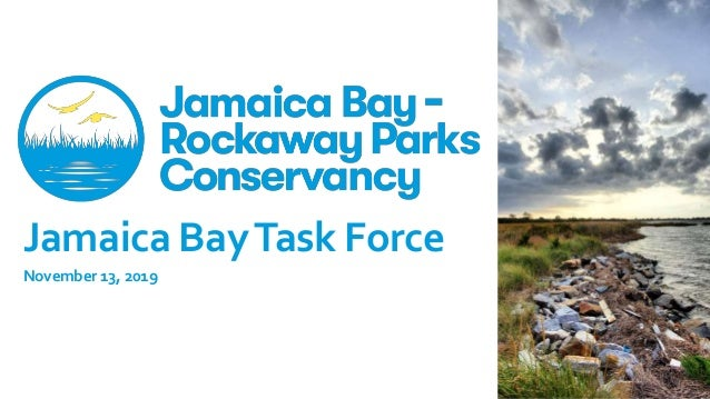 Jamaica BayTask Force November 13, 2019