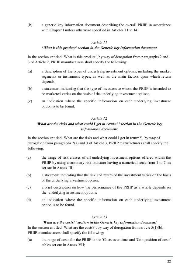 Esma final report draft regulatory technical standards on types of aifm