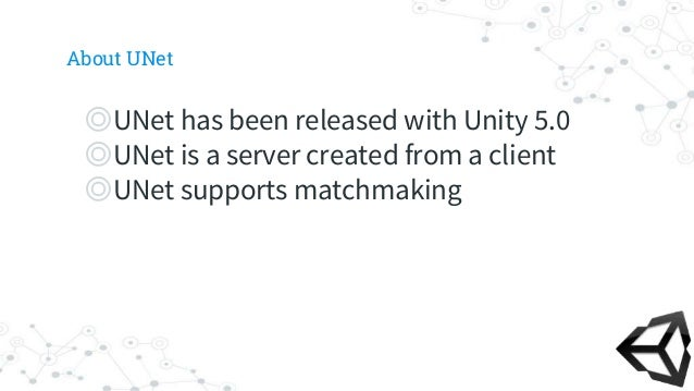 UNET Matchmaking Filter Issues - Unity Answers