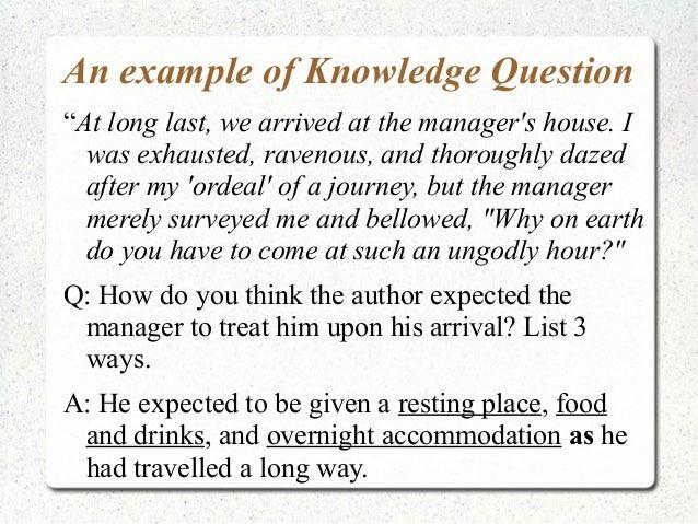 Jc A Question Interpretation Skills
