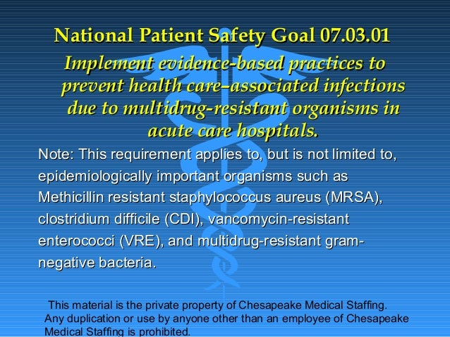 Avoid Therapeutic Duplication to Enhance Patient Safety ... |Patient Safety Standards Jcaho Policies