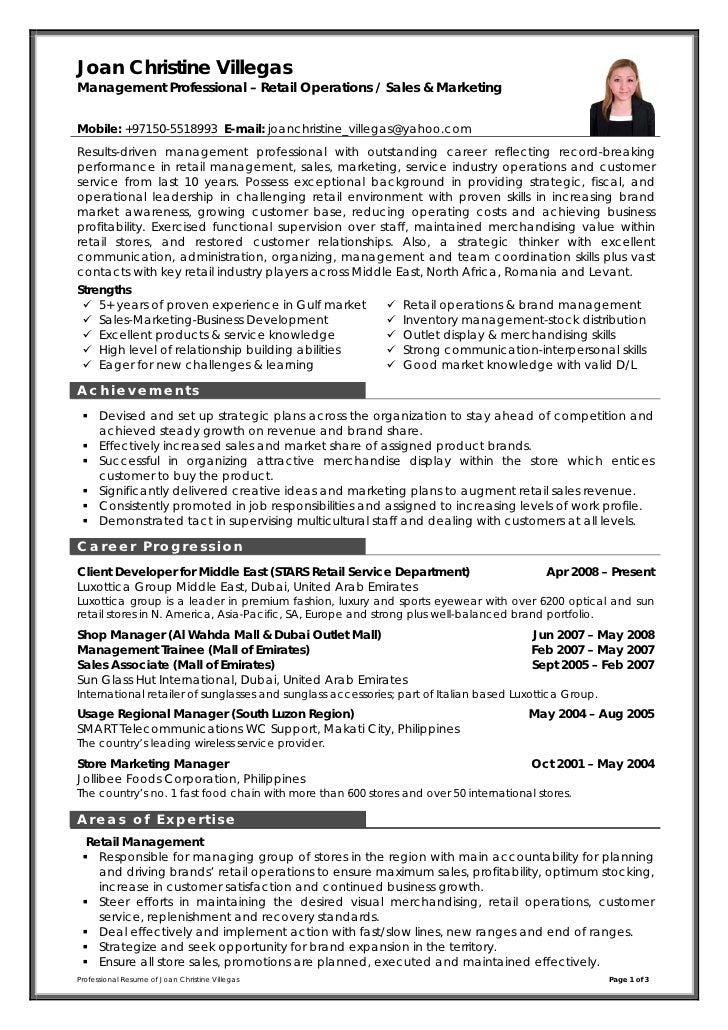jcav resume