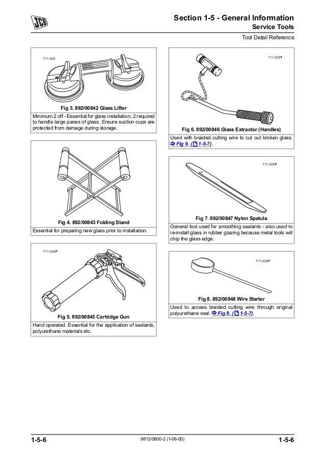 Jcb 531 70 telescopic handler service repair manual sn ... Jcb Wiring Schematics on