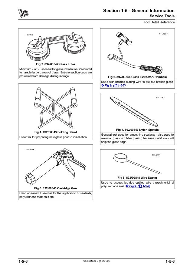 jcb 550 t80 telescopic handler service repair manual sn 1186000 to tba rh slideshare net Camaro Starter Wiring Diagram Basic Ignition Switch Wiring Diagram