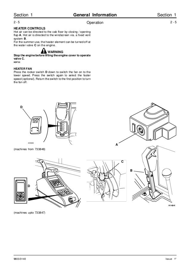 Jcb 802super mini excavator service repair manual sn