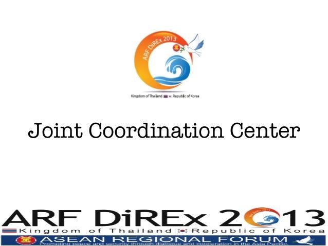 Joint Coordination Center