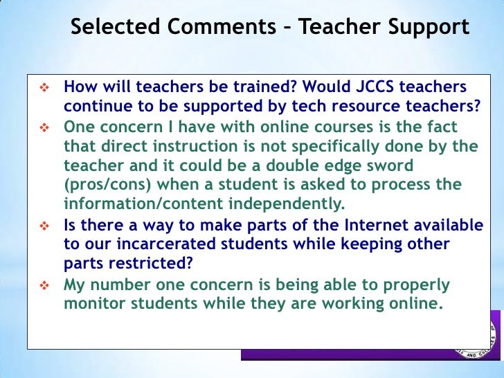 I typically have 3 - 8 new students a day in my unit, so long-term computer based projects or curriculum (like PowerPoint ...