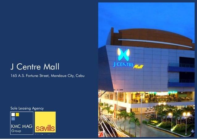 J Centre Mall Building Presentation