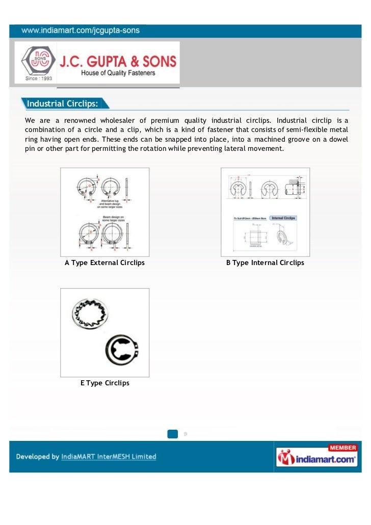 J C Gupta Amp Sons Bengaluru Hardware And Accessories
