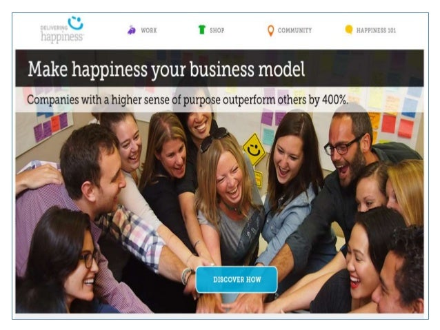 The Science of Happiness - Wellbeing for Employees