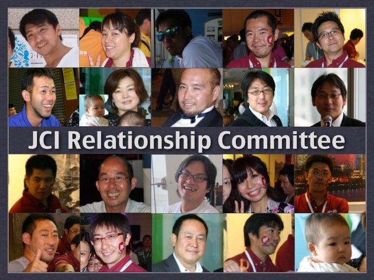 JCI Relationship Committee