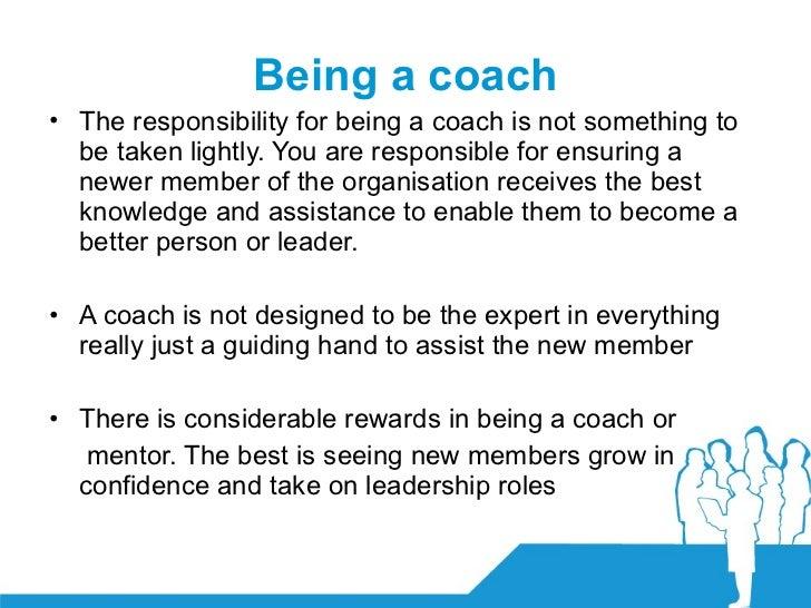 Jci mentoring program