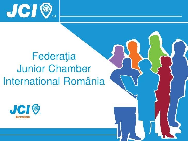 Federaţia   Junior ChamberInternational România