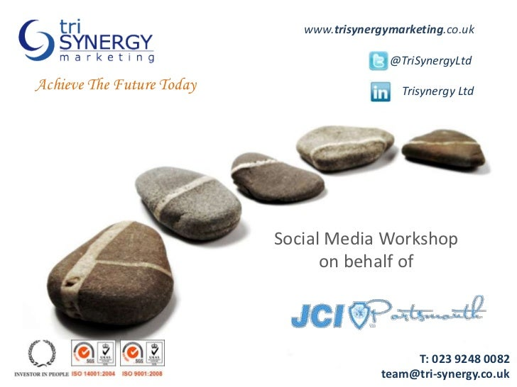 www.trisynergymarketing.co.uk<br />                                 @TriSynergyLtd<br />Trisynergy Ltd   <br />Achieve...