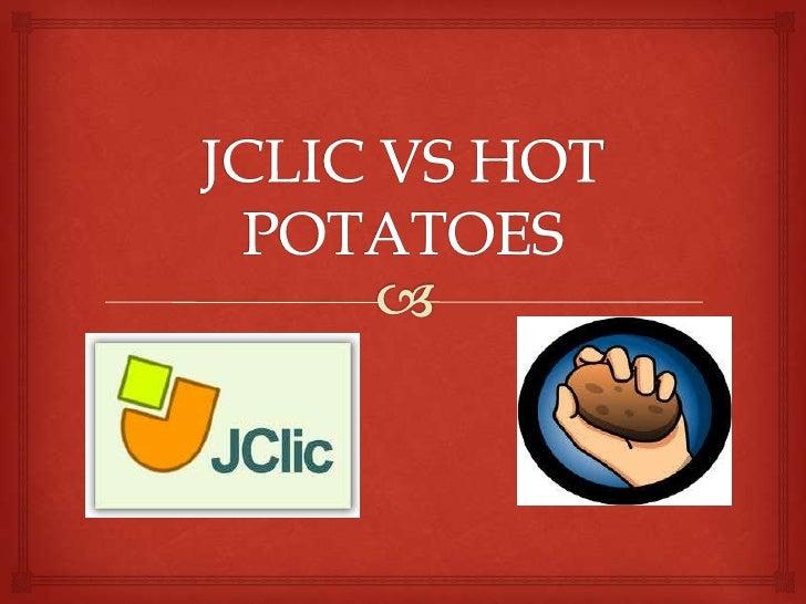 JCLIC    JClic es una herramienta de   autor que permite al   profesorado crear con   facilidad recursos educativos   di...