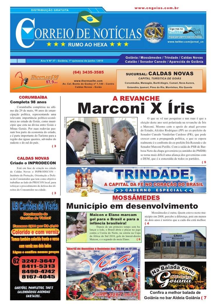 www.c n g o ias.co m.b r                   DiSTriBuição GrATuiTA                                                          ...