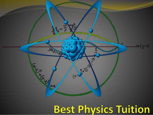 Physics Group Tuition Schedule