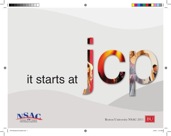 it starts at                                          Boston University NSAC 2011JCP Plansbookv5_Master.indd 1            ...