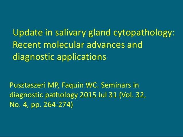 Salivary Gland Cytopathology: 5 (Essentials in Cytopathology)