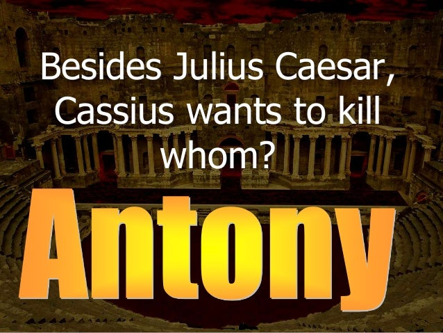 why did brutus join the conspiracy He has reached the conclusion that julius caesar must die brutus can't justify caesar's death by any personal acts of caesar's caesar has just got to go for the public good  but it's decided he'd never be a follower and shouldn't be invited to join team secret conspiracy.