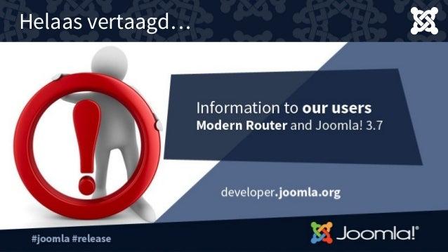 Joomla! 3.8 3.8
