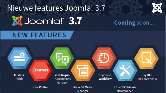 Joomla! 3.9 Voorbereiding voor  Joomla! 4 Release samen met  Joomla! 4 Ondersteund tot 2 jaar na release