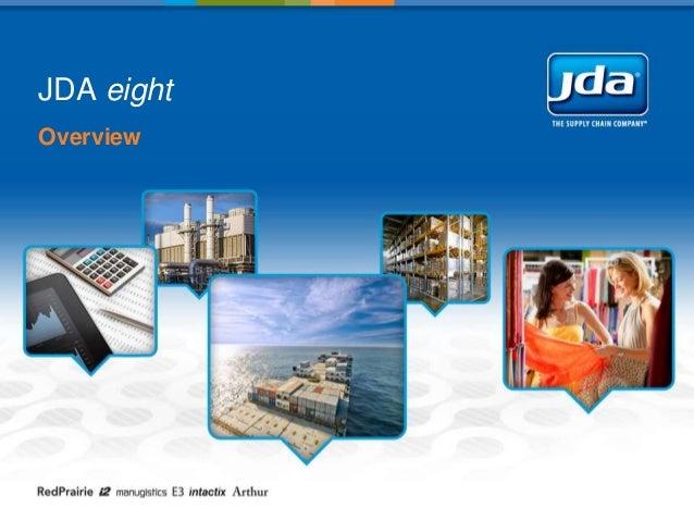 JDA eightOverview