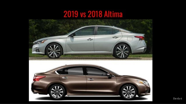 2019 Altima SV vs 2019 Mercedes CLA 250