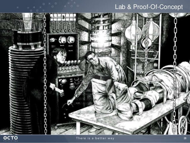 28 Lab & Proof-Of-Concept