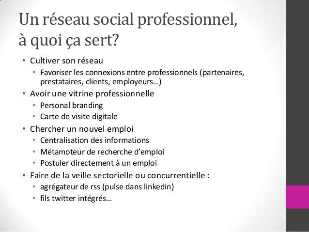 4 Un Rseau Social Professionnel