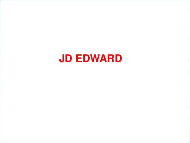 JD EDWARD