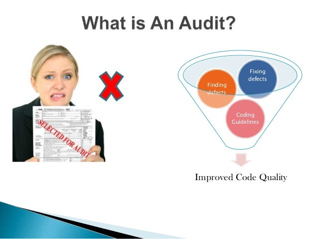 Static analysis of code for adherence to rules  Finds defects that make code difficult to improve and maintain  Defects ca...