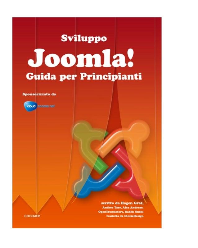 Sviluppo Joomla!Guida per Principianti2
