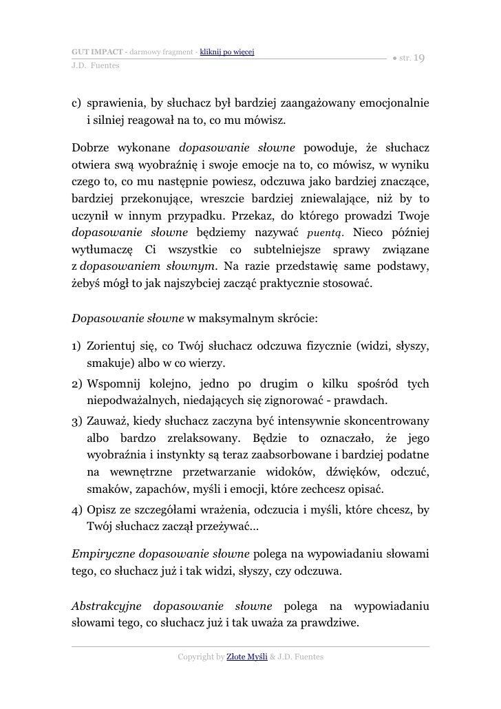 Znaczenie oceny swatania