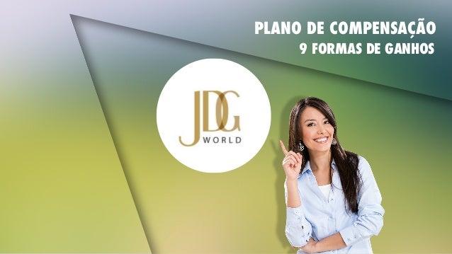 PLANO DE COMPENSAÇÃO 9 FORMAS DE GANHOS