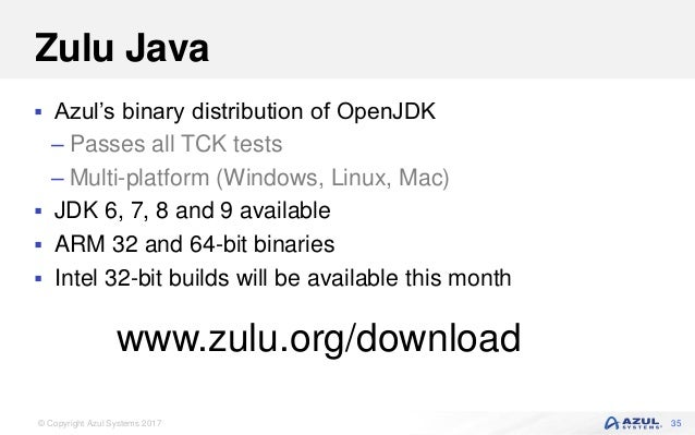 JDK 9: The Start of a New Future for Java