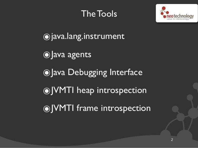 JDK Power Tools