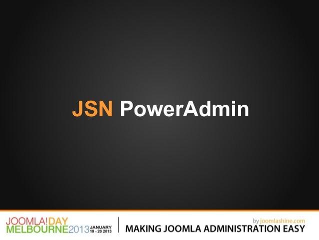 JSN PowerAdmin