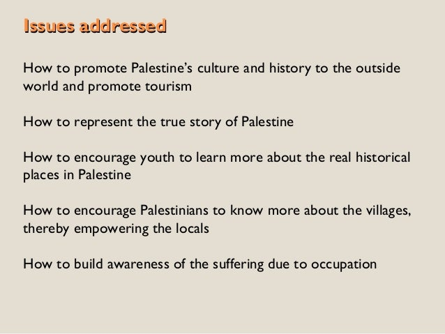 TechCamp Ramallah: How to use mobile storytelling games to promote tourism & cultural awareness in Palestine Slide 3