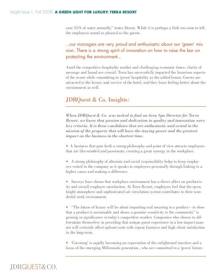JDRQUEST + CO Newsletter Slide 3