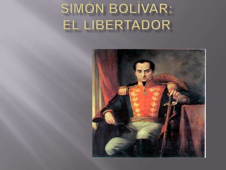    Los padres de Simón    Bolívar se murieron y    Simón Bolívar vivió con su    tío.   El profesor de Simón    Bolívar ...