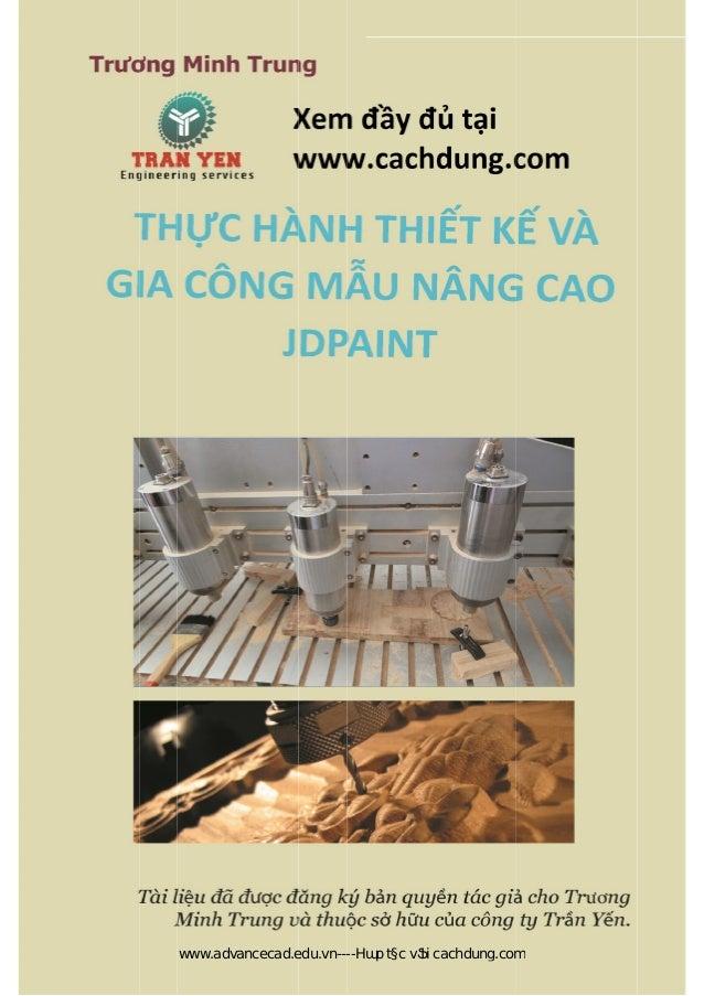 www.advancecad.edu.vn----Hợp tác với cachdung.com
